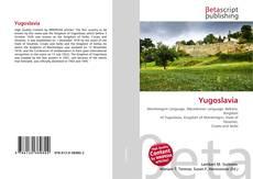Bookcover of Yugoslavia