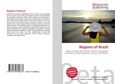 Bookcover of Regions of Brazil