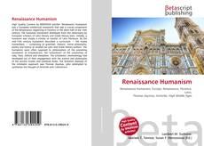 Renaissance Humanism kitap kapağı