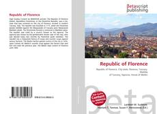 Bookcover of Republic of Florence