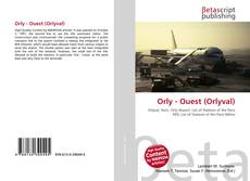 Couverture de Orly - Ouest (Orlyval)