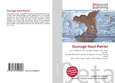 Bookcover of Ouvrage Haut-Poirier