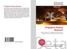 Обложка Singapore History Museum