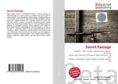 Secret Passage kitap kapağı