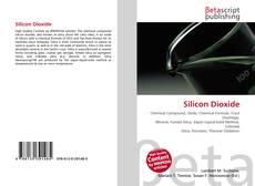 Bookcover of Silicon Dioxide