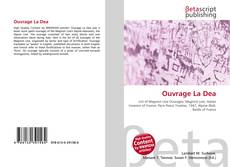 Bookcover of Ouvrage La Dea