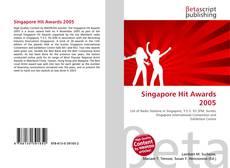Couverture de Singapore Hit Awards 2005