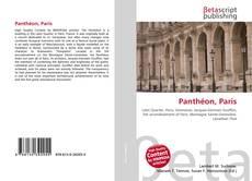 Bookcover of Panthéon, Paris