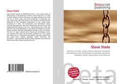 Bookcover of Slave State