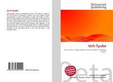 Uch-Tyube kitap kapağı