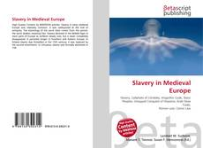 Bookcover of Slavery in Medieval Europe