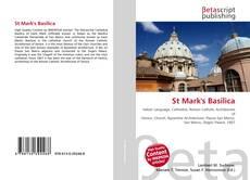 Portada del libro de St Mark's Basilica