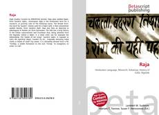 Bookcover of Raja