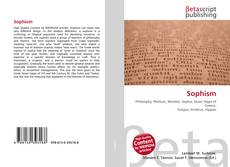 Bookcover of Sophism