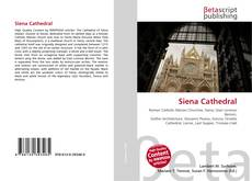 Bookcover of Siena Cathedral