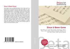 Buchcover von Since U Been Gone