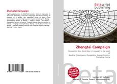 Buchcover von Zhengtai Campaign