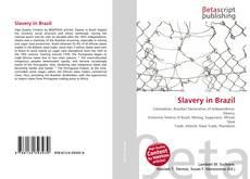 Portada del libro de Slavery in Brazil