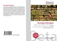 Capa do livro de Ouvrage Salmagne