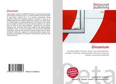 Bookcover of Zirconium