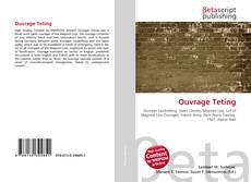 Capa do livro de Ouvrage Teting