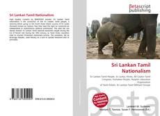 Обложка Sri Lankan Tamil Nationalism