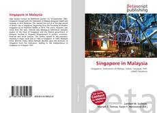 Bookcover of Singapore in Malaysia