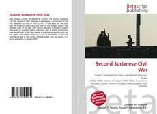 Bookcover of Second Sudanese Civil War