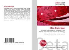 Bookcover of Stan Brakhage