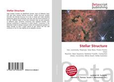 Bookcover of Stellar Structure