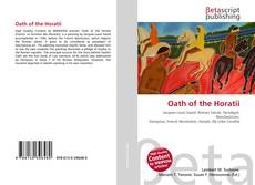 Bookcover of Oath of the Horatii