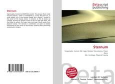 Capa do livro de Sternum