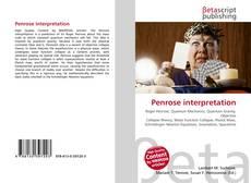 Penrose interpretation的封面