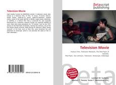 Capa do livro de Television Movie