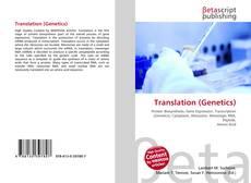 Capa do livro de Translation (Genetics)
