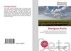 Couverture de Shortgrass Prairie