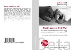 Couverture de North Yemen Civil War
