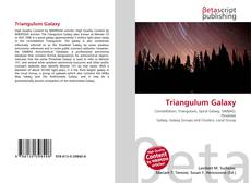 Bookcover of Triangulum Galaxy