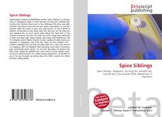 Portada del libro de Spice Siblings