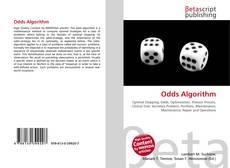 Bookcover of Odds Algorithm