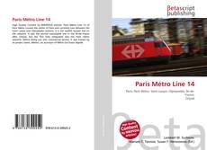 Copertina di Paris Métro Line 14