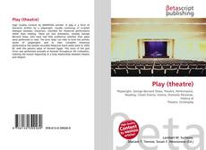 Borítókép a  Play (theatre) - hoz