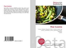 Portada del libro de Thai Cuisine