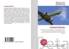 Capa do livro de United Airlines