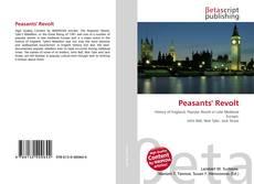 Bookcover of Peasants' Revolt