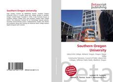 Bookcover of Southern Oregon University