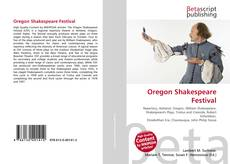 Capa do livro de Oregon Shakespeare Festival