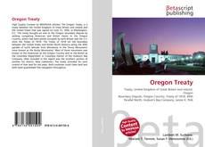 Bookcover of Oregon Treaty