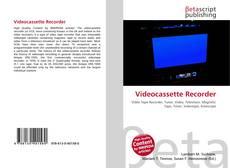 Обложка Videocassette Recorder