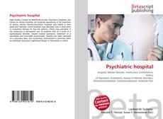 Borítókép a  Psychiatric hospital - hoz